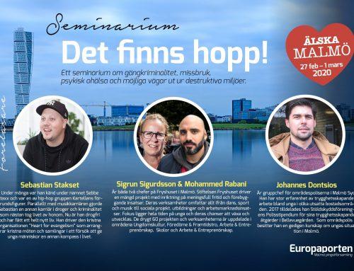 Seminarium – Det finns hopp