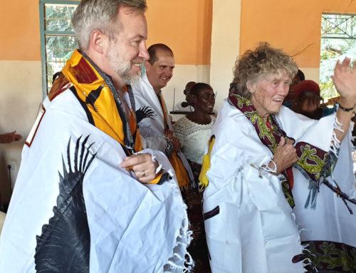 Resedagbok från Tanzaniabesök