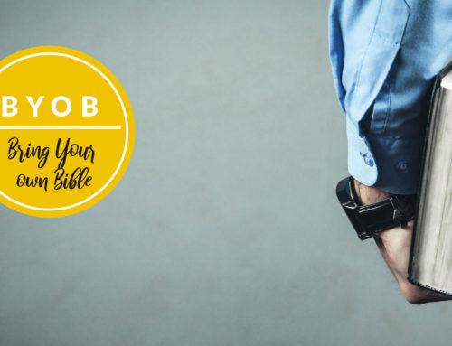 BYOB – Bibelstudie för ungdomar och unga vuxna