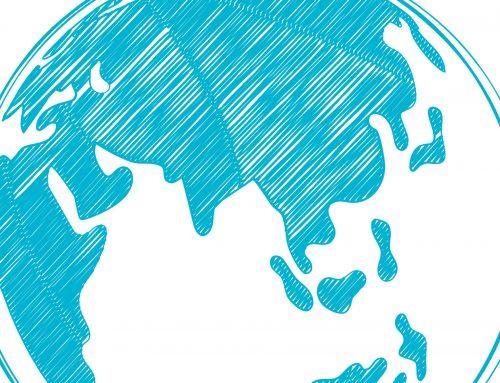 Europaporten – på tre kontinenter