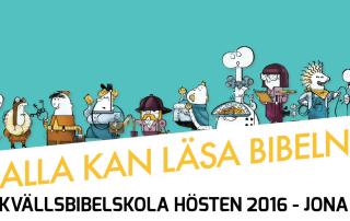 Kvällsbibelskola bild med rubrik 16