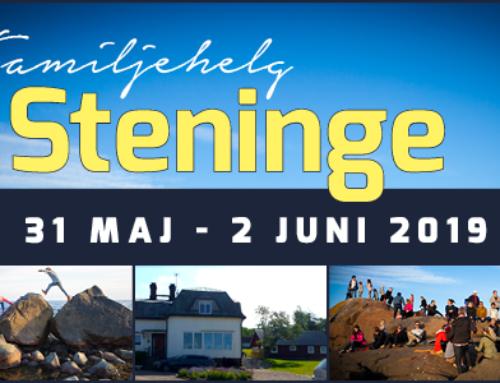 Familjehelg på Steninge 2019